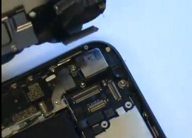 libérer écran iphone 5
