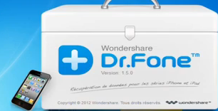 Utilitaire Wondershare Dr. Fone