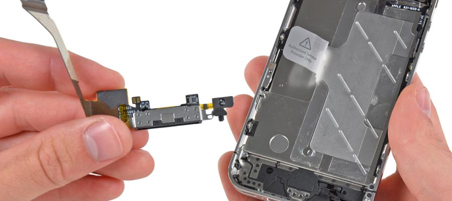 Changer connecteur dock iPhone 5