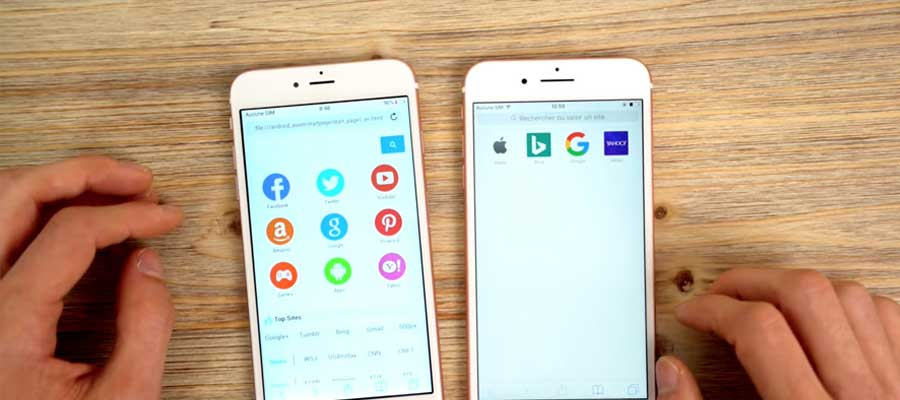 Différencier vrai iPhone d'un faux