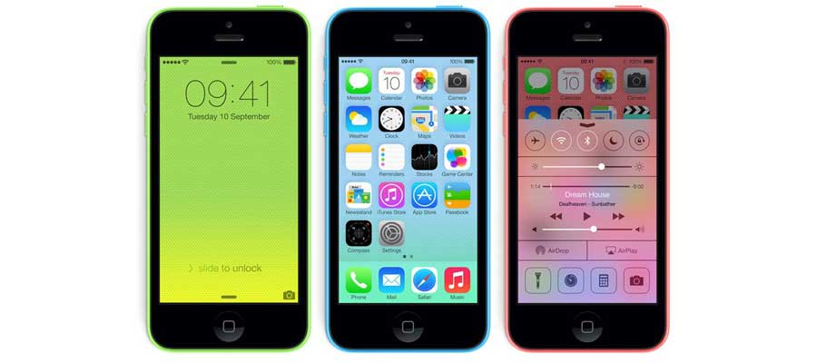iPhone 5 Vs iPhone